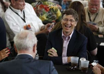 buffet-y-bill-gates-2009-annual-meeting