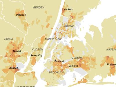 new-york-2009-map-foreclusers