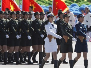 china-photo-desfile-militar-mujeres