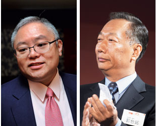 hon-hai-foxconn-lu-songqing-general-manager-and-terry-gou-president