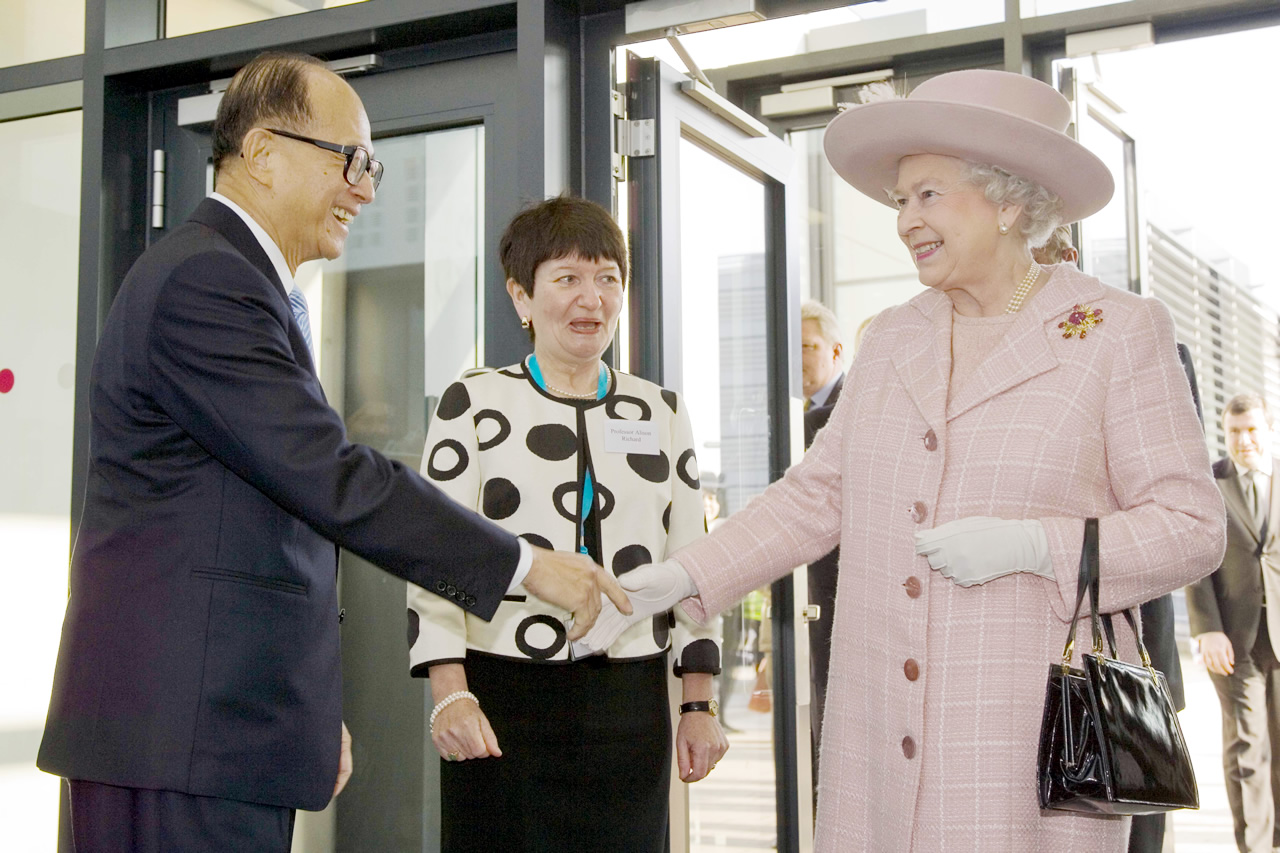 sir li ka shing queen photo A young artist arrives in 1980s Atlanta knowing three things for certain: ...