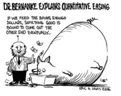 cartoon-quantitative easing_Bernanke_comic