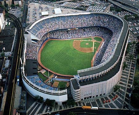 New Yankees Stadium