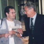 George Soros & Marc Garrigasait mini-photo nov-1998