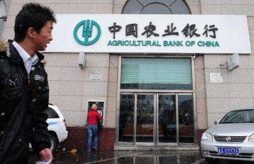 The Agricultural Bank of China