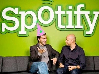 Spotify, continua su revolucionario éxito y pierde €4 mill. al mes