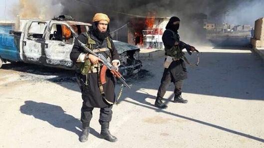 Como se financia el grupo yihadista ISIS