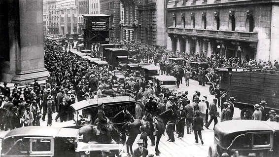 Historias imprescindibles de la bolsa: el crash de 1929 (II)